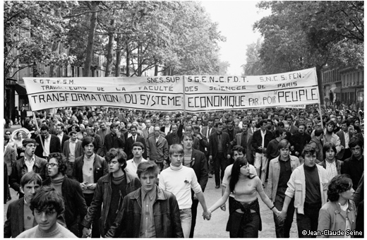 Mai 68 - Paris