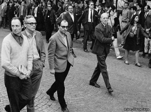 Mai 68 - Roubaud Ristat Godard