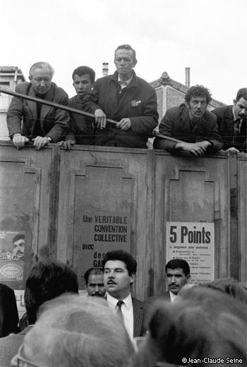 Mai 68 - Asnieres Gobin-daude